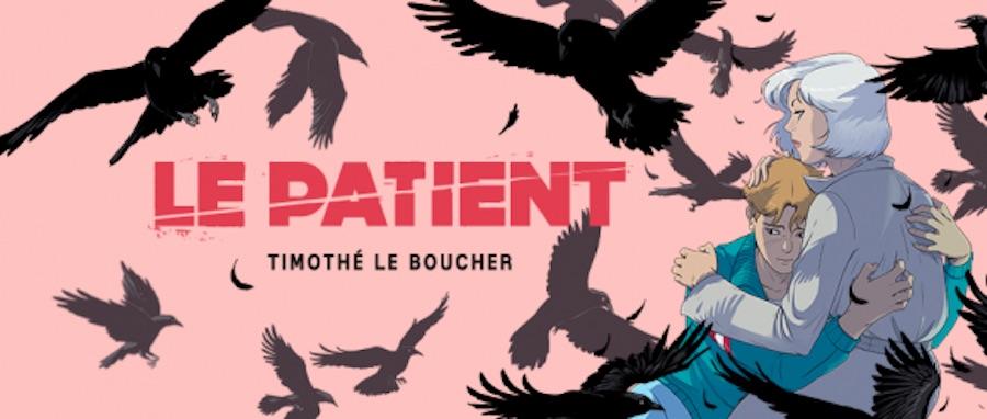 Le patient de Timothé Le Boucher