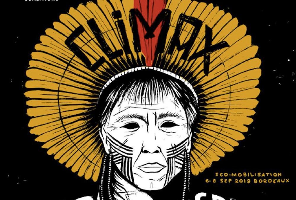 4ème édition CLIMAX FESTIVAL. 5 au 8 septembre 2019 (Bordeaux)