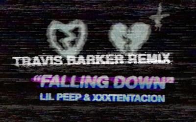 Lil Peep & XXXTENTACION – FALLING DOWN (TRAVIS BARKER REMIX)