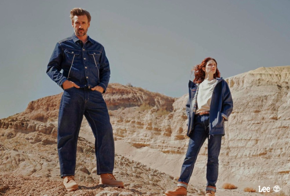 Lee Jeans x Timberland – Collection F/W 2019