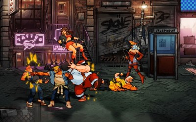 Streets of Rage 4 sur PC, PlayStation 4, Nintendo Switch, et Xbox One