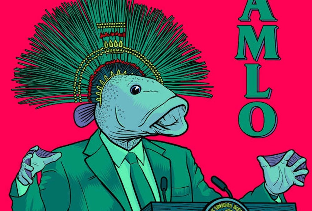 Dombrance : Nouvel EP : AMLO