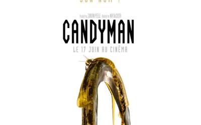 CANDYMAN 2020 réalisé par Nia DaCosta avec Yahya Abdul-Mateen II, Teyonah Parris, Nathan Stewart-Jarrett