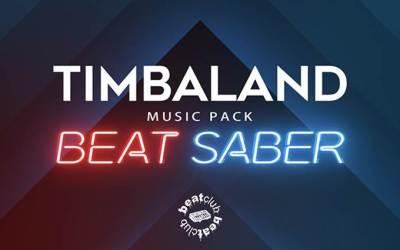 Beat Saber x Timbaland sur Oculus Quest & Oculus Rift