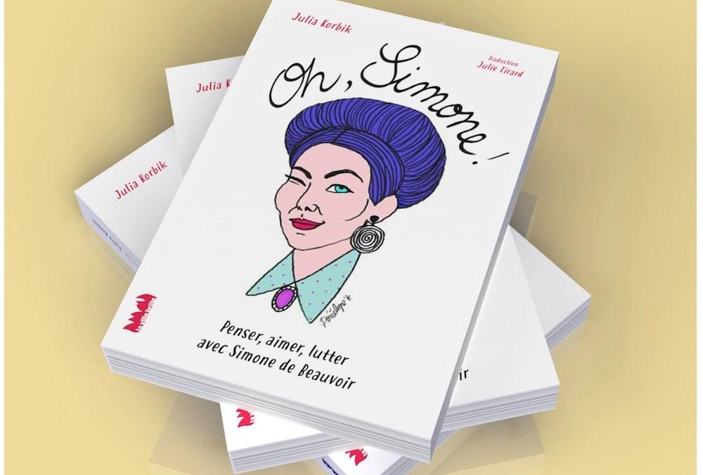 Oh Simone ! par Julia Korbik