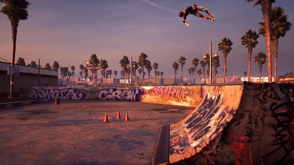 Tony Hawk's Pro Skater 1 et 2, version remasterisée (PS4 – Pro, Xbox One – X, PC)
