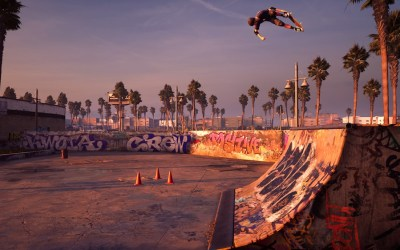 Tony Hawk's Pro Skater 1 et 2, version remasterisée (PS4 – Pro, Xbox One – X, PC)