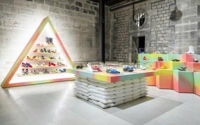 Expo Playground – Le design des sneakers au musée des Arts décoratifs et du Design (madd-bordeaux) Jusqu'au 10 janvier 2021