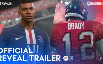 FIFA 21 & Madden 21 (PS5, Xbox Series X)