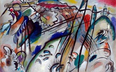Le Musée Guggenheim Bilbao présente Kandinsky (20 novembre 2020 – 23 mai 2021)