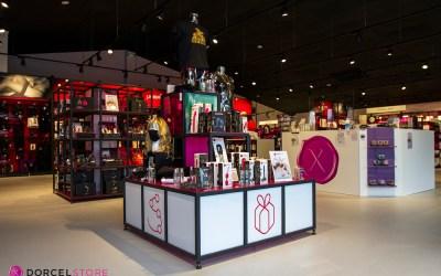 Dorcel ouvre un loveshop à Bordeaux le 31/10 !