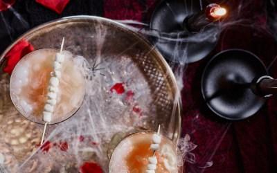 Idée Cocktail d'Halloween : Devilish Don par Diplomático