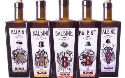 Cocktail BOULEVARDIER Français par Balbine Spirits