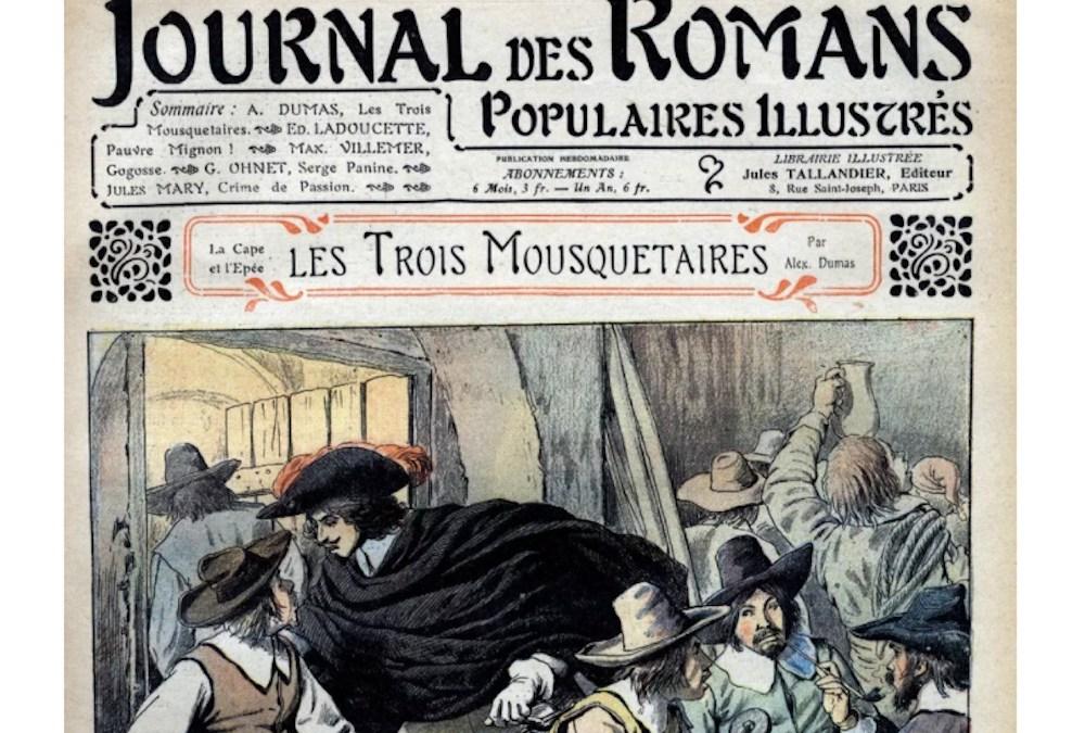 Au commencement était Alexandre Dumas – France Culture (Podcast)