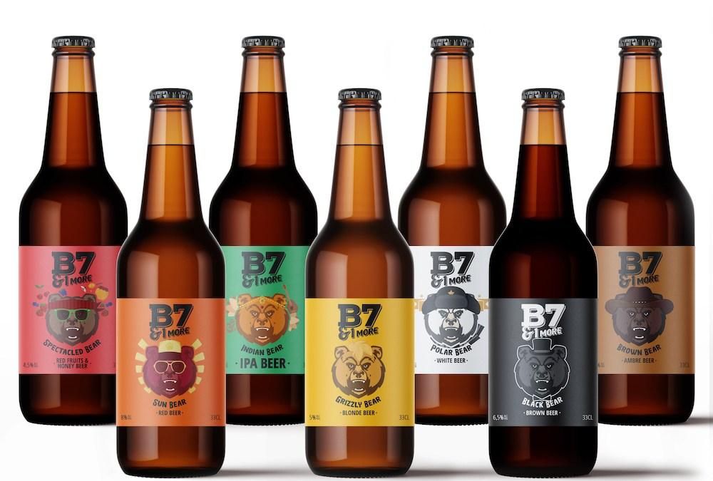 B7&1MORE, nouvelle marque indépendante de bières artisanales et sauvages !