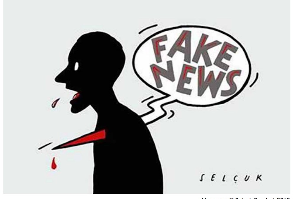Exposition – Fake News : Art, Fiction, Mensonge – Fondation groupe EDF