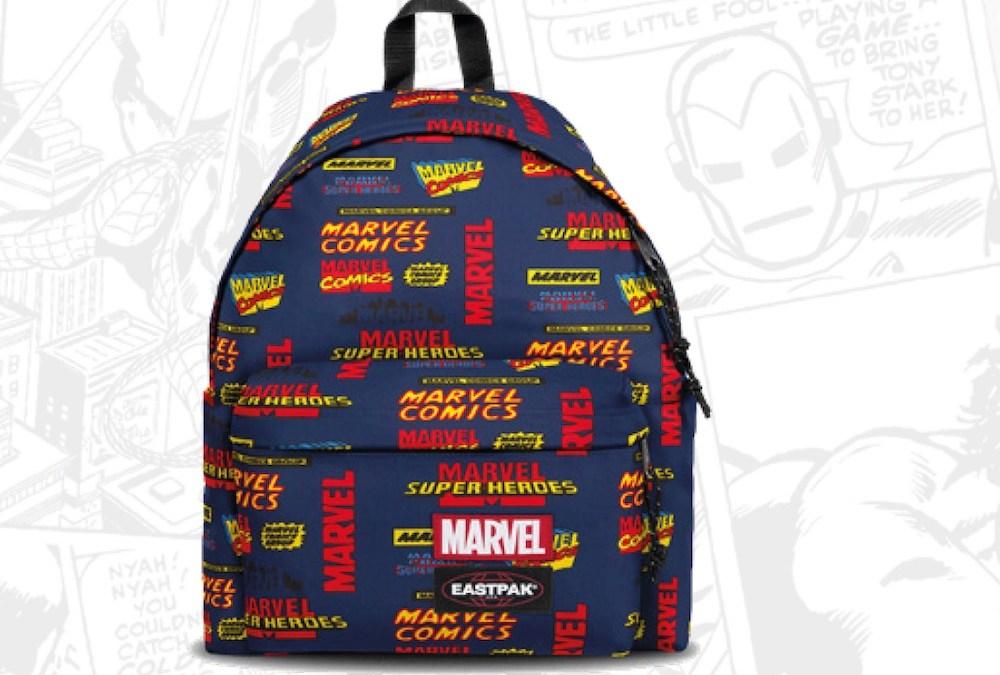 Eastpak x Marvel Logo Mania