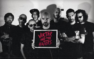 VIKTOR & THE HATERS – J'dois être guedin + En Guerre