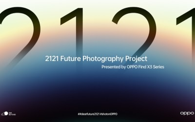 OPPO lance le « 2121 Future Photography Project »