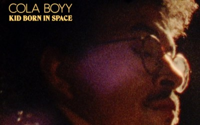 Cola Boyy – Kid Born in Space (feat. Andrew VanWyngarden of MGMT)