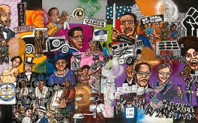 Le Pérez Art Museum de Miami acquiert Black Plight de Keith Duncan