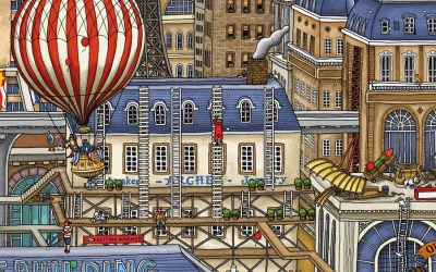 Labyrinth City: Pierre the Maze Detective (PC, Nintendo Switch, Android et iOS)