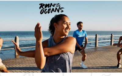 Adidas challenge : Run For The Oceans