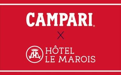 La Terrasse Le Marois by Campari