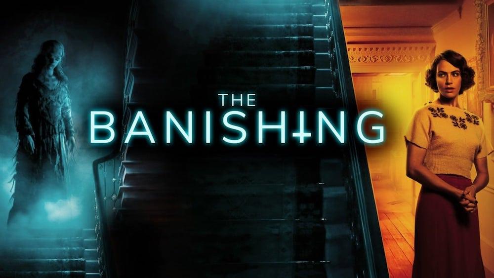 BANISHING : LA DEMEURE DU MAL de Christopher Smith avec Jessica Brown Fidley