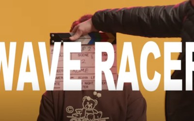 Wave Racer – Look Up To Yourself