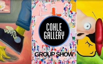 September Group Show (Cohle Gallery) du 16 septembre au 2 octobre 2021