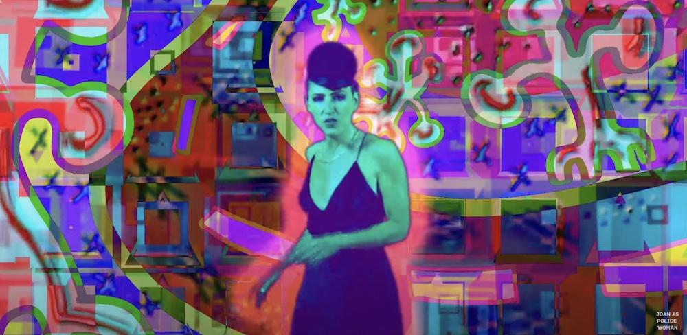 Joan As Police Woman x Tony Allen x Dave Okumu – Geometry Of You