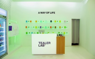 TEALER ouvre son concept store dédié au CBD et organise une chasse au trésor géante dans Paris le 30 Octobre 2021 !