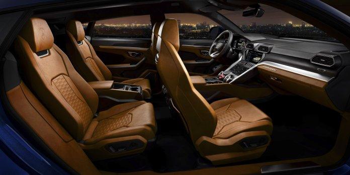 Lamborghini predstavuje svojho nového býka Urus 2