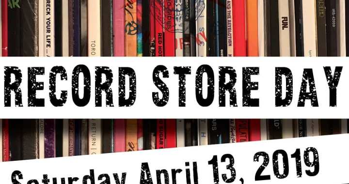 Cincinnati Record Store Day 2019
