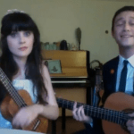 What Are You Doing New Year's Eve by Zooey Deschanel and Joseph Gordon-Levitt