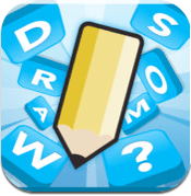 Draw Something mobile app