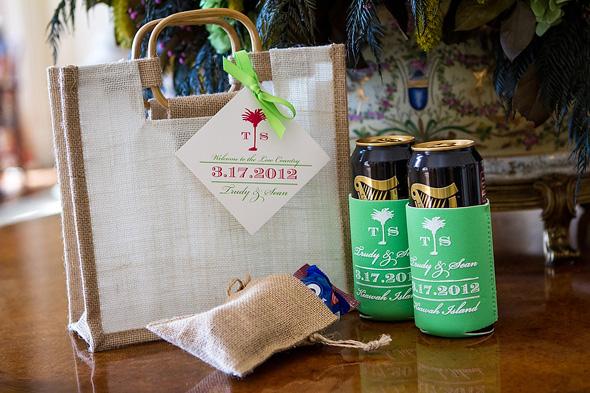 Beach Wedding Welcome Bags Photo By Ariel Renae Photography Http Ruffledblog