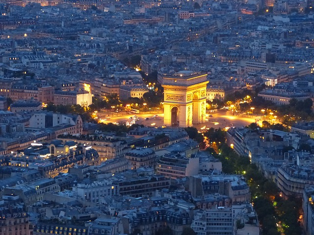 Paris events calendar 2017