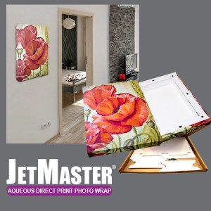 JetMaster® Aqueous Direct Print Photo Wrap | JetMaster® Image Display Systems | Coming Soon