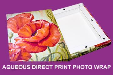 JetMaster Aqueous Direct Print Photo Wrap