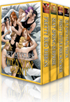 NEW! Heaven Sent Flings E-Box set