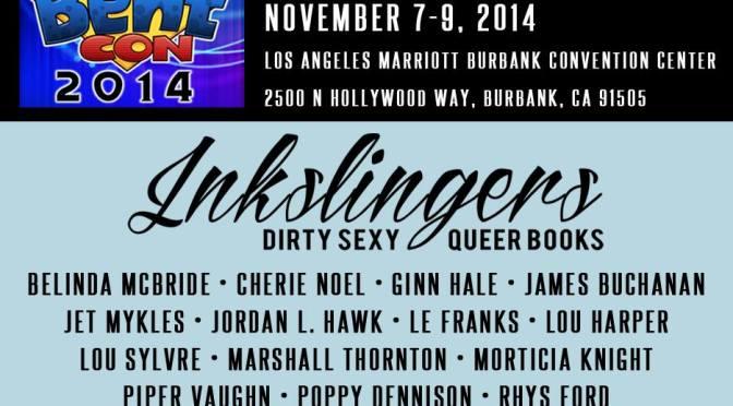 BentCon – November 7-9 in Burbank