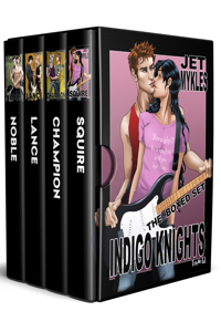 Indigo Knights in E-boxed set