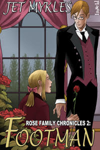 EXCERPT: Rose Family Chronicles 2: Footman