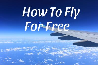 How to Fly for Free