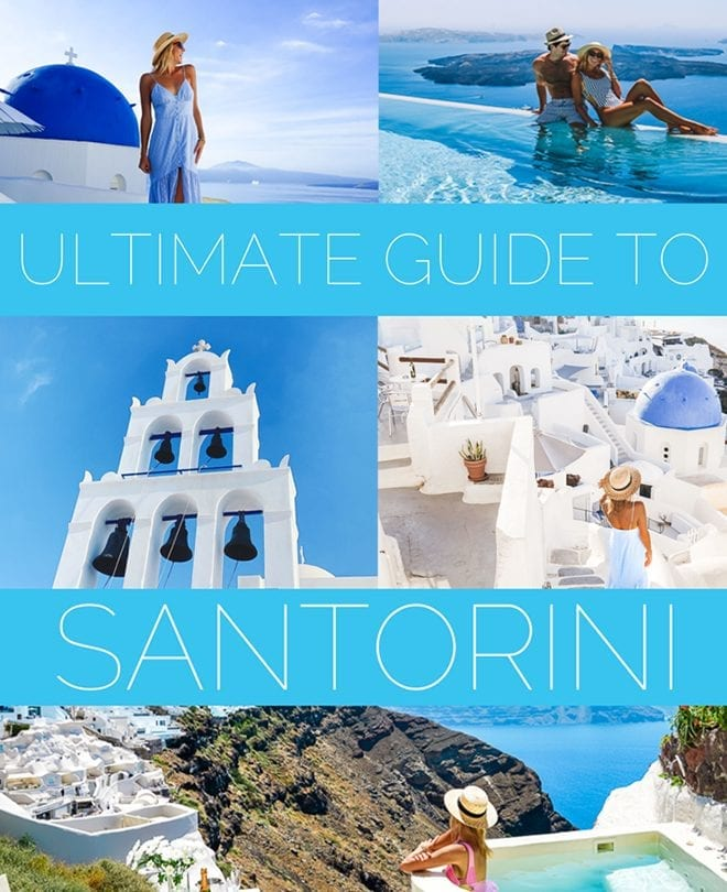 The Ultimate Jetset Santorini Greece Travel Guide Jetsetchristina