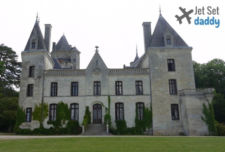 Centre Val De Loire chateaux