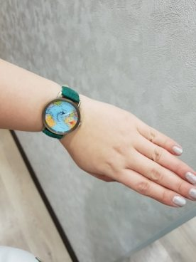 """""""At first glance, good, neat watch."""""""