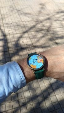 """""""Amazing that for this price you get such a nice watch."""""""